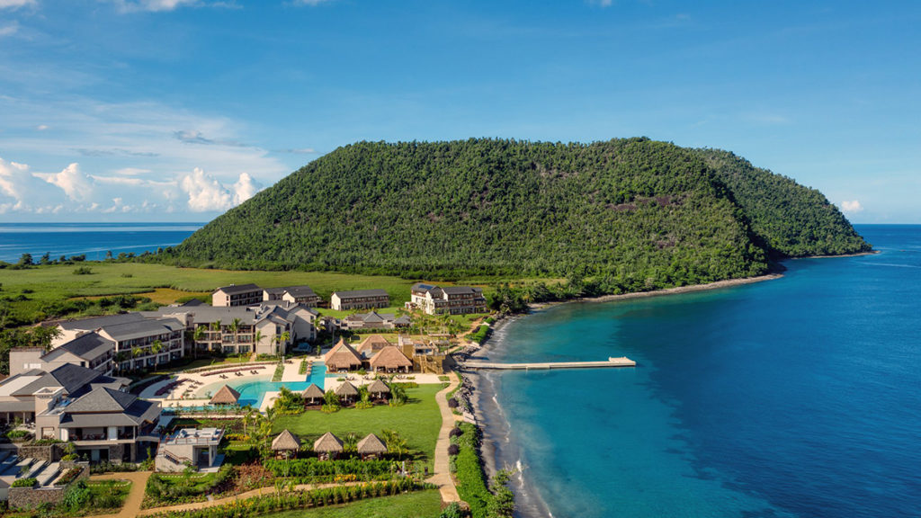 luxury caribbean resorts